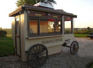 Niagara Falls State Park Popcorn Wagon