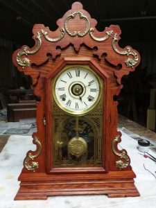Mechanical Clock Repair finish